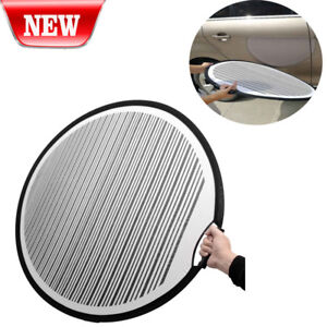 Hot Foldable Lined Reflector Board Hand Flexible Paintless Dent Removal Tool H