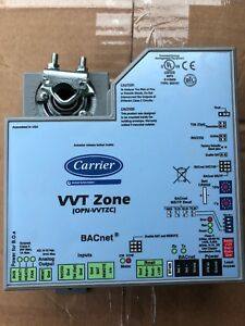 Carrier Bacnet Vvt Zone Opn vvtzc