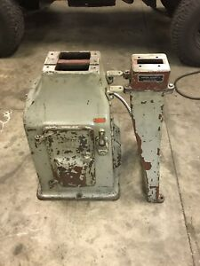 South Bend Heavy 10 10l Cast Iron Motor Housing And Leg