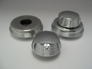 1949 Lincoln Radio Knobs