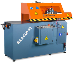 Scotchman 20 Automatic Up cut Non ferrous Cold Saw Gaa 500 90 Nf