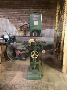 Powermatic Chain Mortiser Model 15 With Boring Attachment