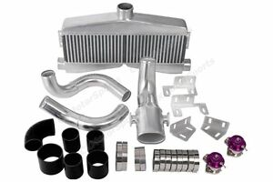 Cx Intercooler Piping Bov Kit For Sbc Engine 82 92 Chevrolet Camaro Twin Turbo