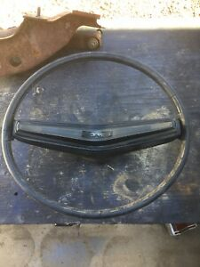 1970 1969 Cougar Steering Wheel Pad Xr7 Eliminator Mercury 69 70