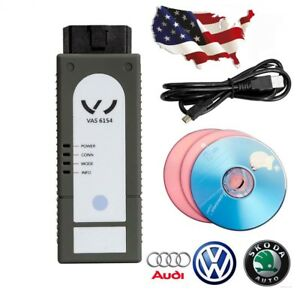 From Usa Wifi Vas6154 Odis 4 3 3 Car Diagnostic Tool Obd2 Code Reader Scanner