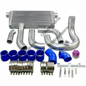 Cxracing Intercooler Kit For 91 00 Lexus Sc300 2jz gte Single Top Mount Turbo