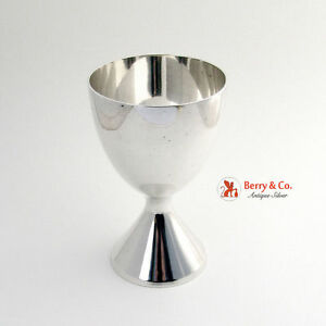 Sterling Silver Chalice Arts And Crafts 1930 Randahl