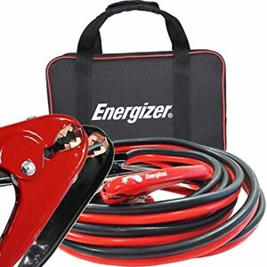 Auto Jumper Cables 2ga Battery Suv Portable 800amp Truck Jumpstart Booster Car