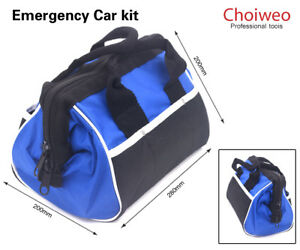 Emergency Car Safety Kit Premium Auto Roadside Assistance With 81 Essentials