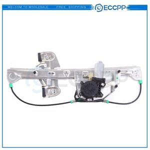 Power Window Regulator For 2000 05 Cadillac Deville Rear Right With Motor