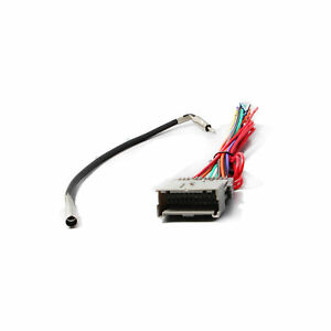 Car Radio Stereo Wiring Harness W Antenna Cable Adapter For Chevy Gmc Buick