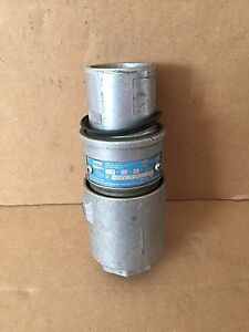 Crouse hinds Arktite Plug Model M3 Ap J3485 30a 3w 4p