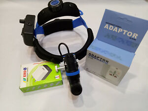Rechargeable High Brightness Surgical Headlamp Medical Led Headlight
