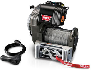 Warn 8274 50 M8274 38631 8000lb Winch 12v Roller Fairlead 150 5 16 Cable