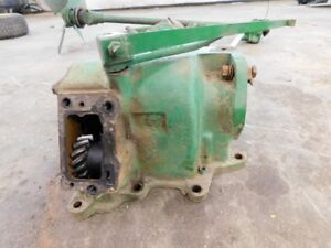 John Deere 60 Tractor Governor Housing Part a4473r Tag 648