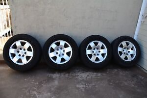 17 Toyota Fj Cruiser Tacoma 4runner Oem Alloy Wheels Tires