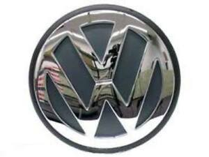 Vw New Beetle Front Hood Emblem Chrome Badge Oem Engine Lid Logo Insignia 1 8