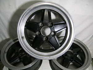 Rei Ronal R9 Clone Wheels Partial Set Of 3 7 X 15 5 On 4 75