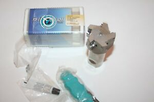 Ingersoll 2 Indexable Insert 90 Deg End Mill Milling Cutter 12j1b2081r01 New