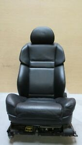 2006 2010 Bmw E60 M5 Front Left Driver Seat Leather Oem A7704