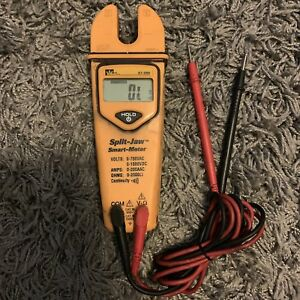 Ideal 61 096 Automatic Split Jaw Tester With Leads fast Free Shipping