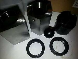 On Sale 5c Collet Block Set Square Hex Rings Lever Collet Closer