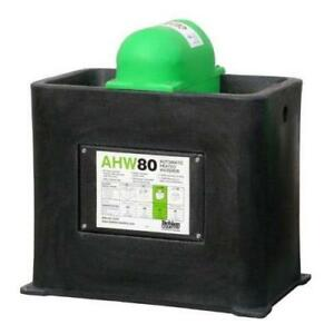 Behlen Country Ahw80 Electric Heated Cattle Waterer Black green