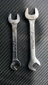Blue Point 11 32 5 16 And 19 64x17 64 Double Open End Ignition Wrench Snap On
