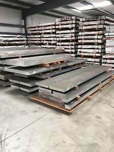 7075 t7351 3 00 X 52 75 X 132 25 g Aerospace Rolled Aluminum Alloy Plate