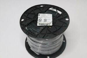 Southwire Copper Thin Solid Wire 12 Awg Black 500ft roll 11587301