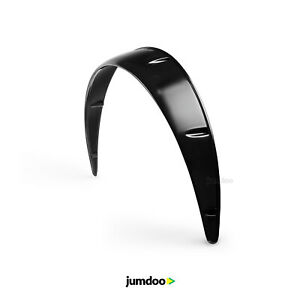 Universal Jdm Fender Flares over wide Body Wheel Arches Abs 4 7 120mm 2pcs