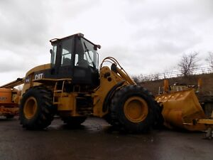 2007 Caterpillar 924g Wheel Loader Cat Wheeled Loader