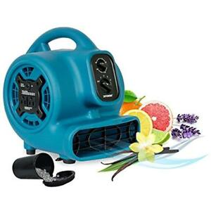 P 260at Freshen Aire Mini Mighty Scented Mover Utility Fan Dryer Blower Power