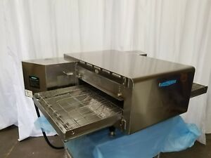 Ventless Pizza Oven Turbochef Convection Conveyor Commercial Oven Model Hhc 2020
