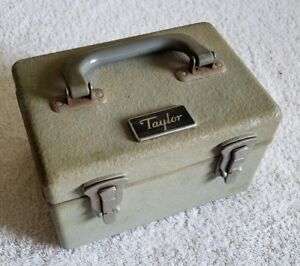 Vintage Taylor Instruments Electrical Meter Model 1 Uk Rare