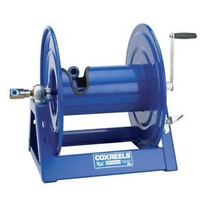 Coxreels Hp1125 4 450 Hp Competitor Reel Capable Of 450 X 1 2 Hose 5000 Psi