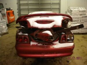Automatic Transmission 6 Cylinder Id Pke ac Fits 98 Mustang 9891917