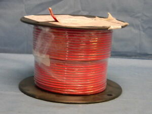 Thermax M22759 16 10 2 Mil spec Red Tefzel Wire 10 Awg