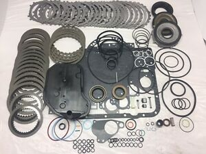 4l60e Master Rebuild Kit 97 03 With Hi Energy Frictions