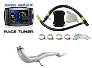 H S Mini Maxx Dpf Egr Delete Kit For 2011 2014 6 6l Chevy Gmc Duramax 2500 3500