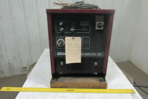 Thermal Arc Arc master 351 300a Dc Welder Pulse Multiprocessor 230 460v 3ph