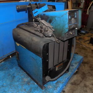 Miller Cv dc Welding Power Source Deltaweld 302