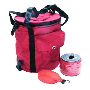 Opg Arborist Throw Line Kit With Collapsible Rope Bag