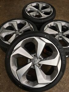19 19 Inch Honda Accord Touring Rims Rines Wheels Tires 2019 Cosmo Tires