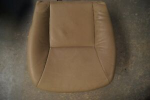 2001 Saab 9 5 Bottom Lower Seat Cushion Front Left Driver Leather