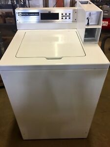 Coin Or Card Operated Maytag Top Load Washer Mat12pd