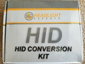 D2s Bi Xenon Hid Headlight Conversion Kit By Headlight Experts Bulb Not Included