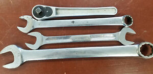 Snap On Assorted Wrenches And Ratchet Oex 40 Vs 3032 Oex 30 S 71 98084 1