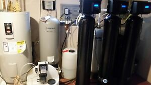 Small Established Plumbing And Water Conditioning Business For Sale