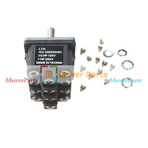 Micro Switches Toggle Switch 4nt1 1 For Jlg